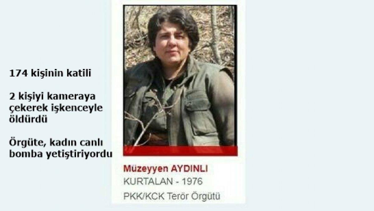 Kırmızı kategorideki teröristin sağ kolu Diyarbakır barosu avukatı çıktı #6