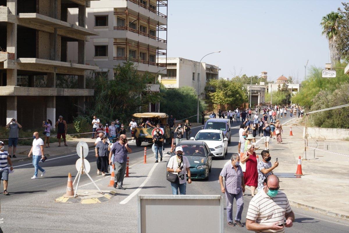 Kıbrıs görüşmerindeki yeni bahane: Kapalı Maraş #3