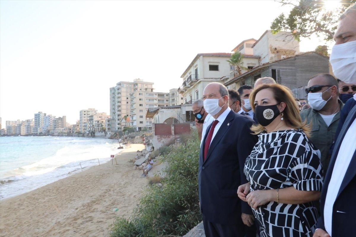 Kıbrıs görüşmerindeki yeni bahane: Kapalı Maraş #4