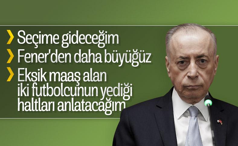 Mustafa Cengiz: Seçime gitmek istiyorum