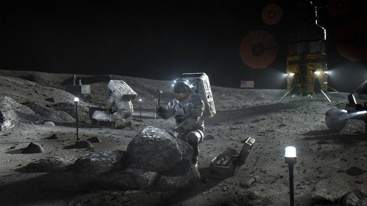 NASA sordu: Aya giderken yanınızda ne götürmelisiniz # 1