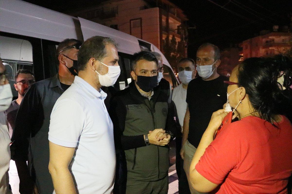 Hatay daki yangına ilişkin 4 kişi gözaltına alındı #1
