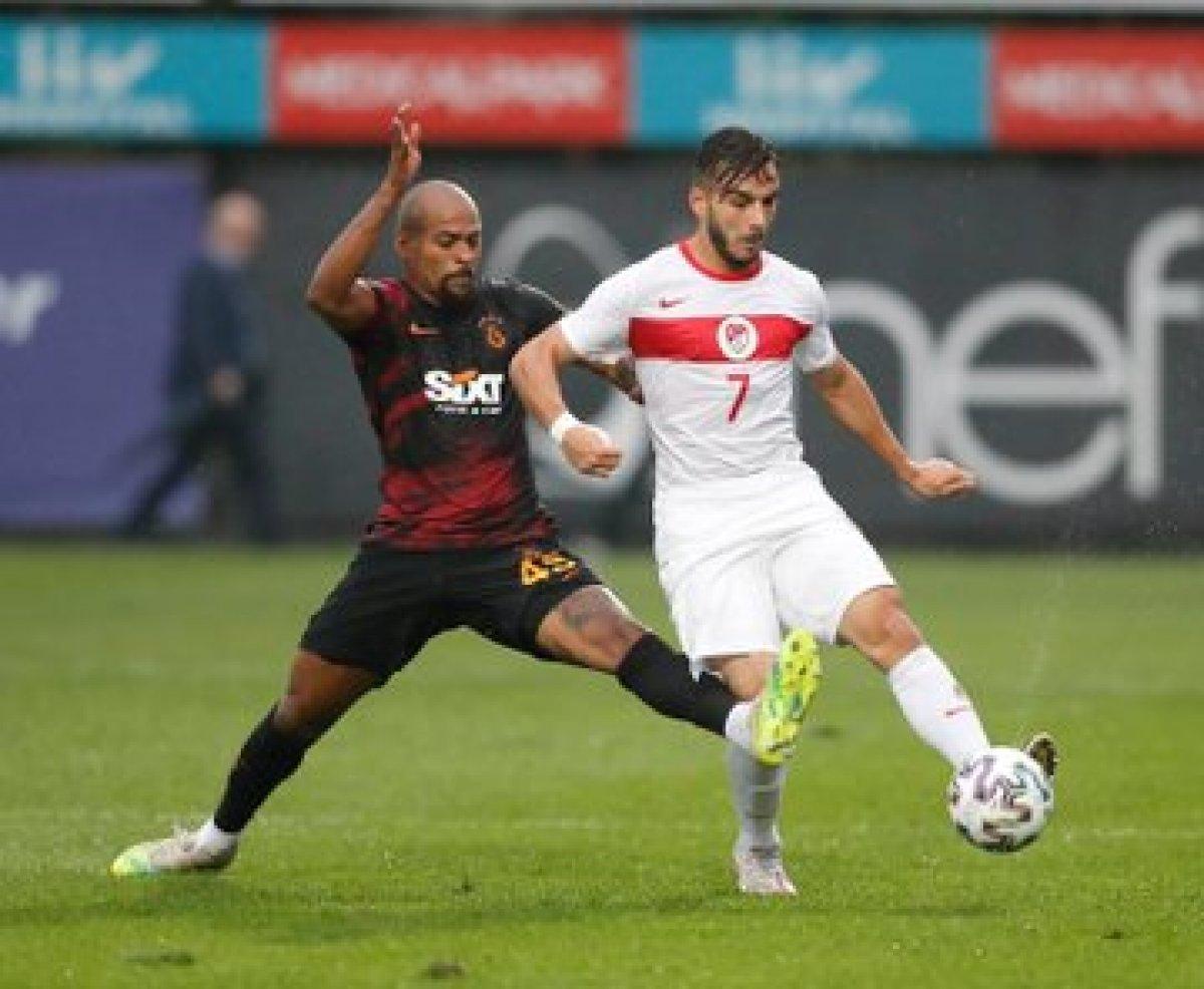 Marcao ümit milli futbolcu Halil Dervişoğlu na tokat attı #2