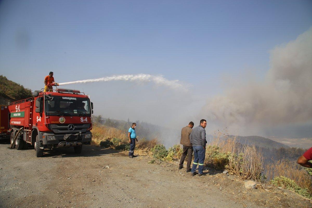 Hatay daki yangına ilişkin 4 kişi gözaltına alındı #4