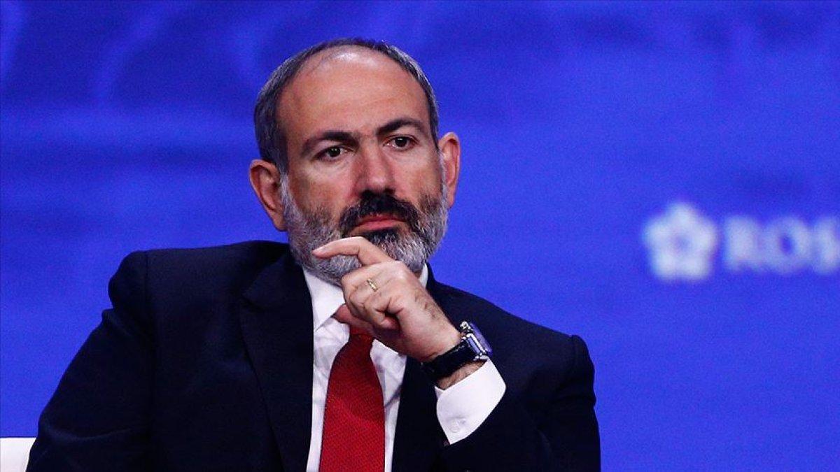 Paşinyan, Ermenilerin soykırım tehlikesi altında olduğunu iddia etti #2