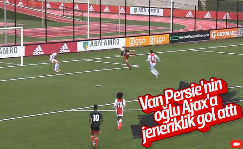 Shaqueel van Persie'den klas gol
