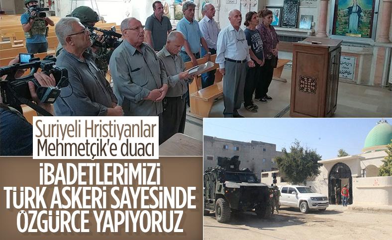 Barış Pınarı Harekatı bölgesinde 86 cami ve 7 kilise onarıldı