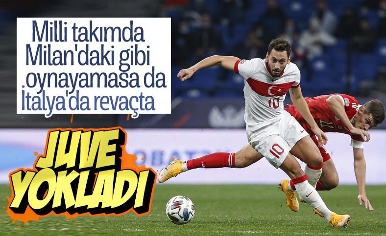 Juventus, Hakan Çalhanoğlu için nabız yokluyor