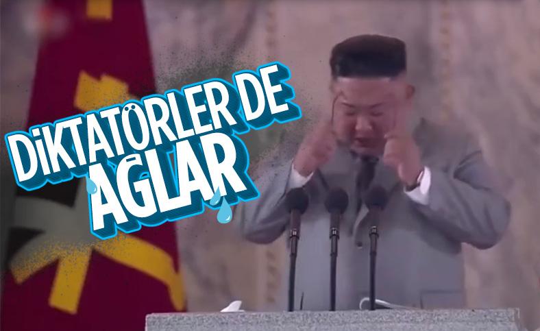 Kuzey Kore lideri Kim Jong-un, halkından özür diledi