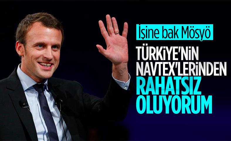Almanya ve Fransa, Türkiye'yi NAVTEX konusunda uyarmaya kalktı