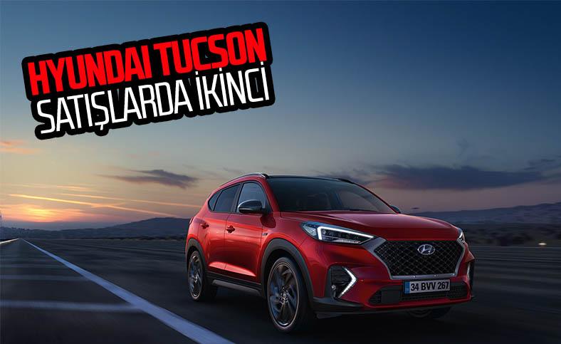 Hyundai Tucson, ülkemizde yüzde 14 pazar payına ulaştı