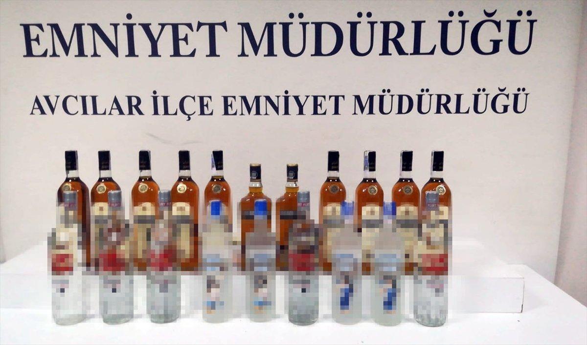 Türkiye de sahte içkiden ölümler artıyor #5