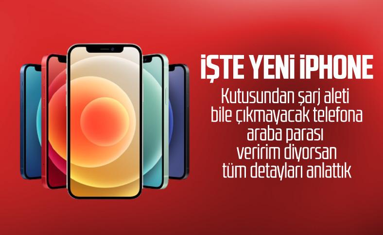 iPhone 12 serisi tanıtıldı,  Özellikleri ve iPhone 12 fiyatları