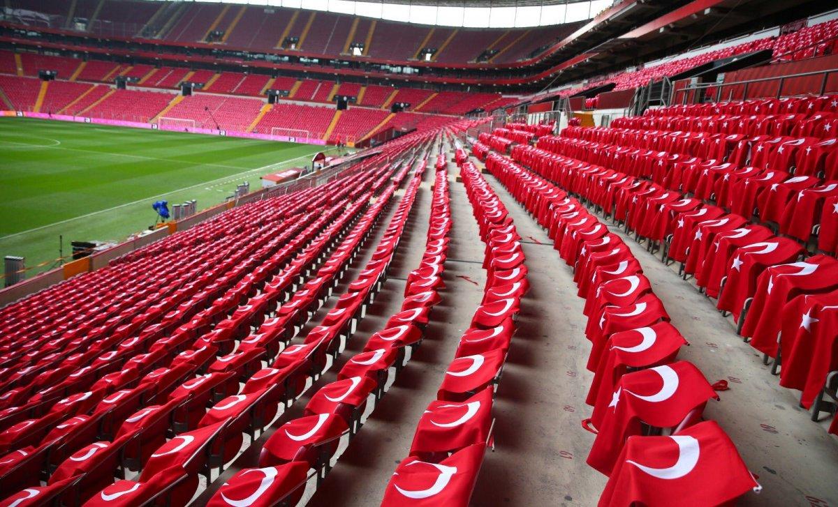 TFF: Sırbistan maçında localara seyirci alınacak #1