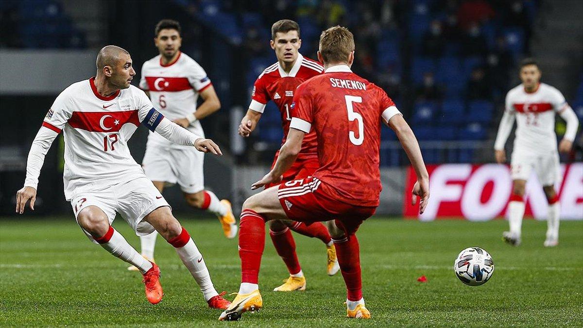 TFF: Sırbistan maçında localara seyirci alınacak #2