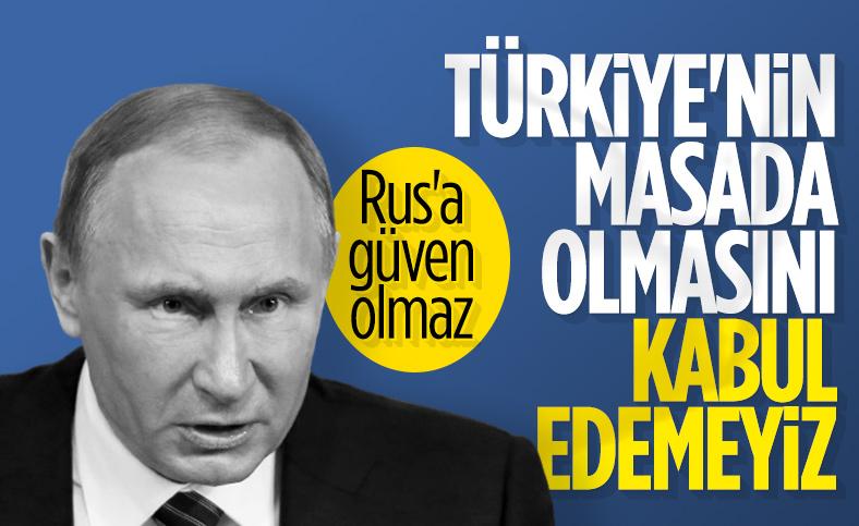 Rusya, Azerbaycan'ın Türkiye isteğini kabul etmedi
