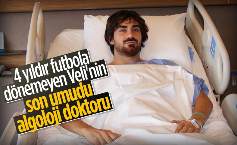 Veli Kavlak: Futbola dönmek için umudumu kaybetmedim