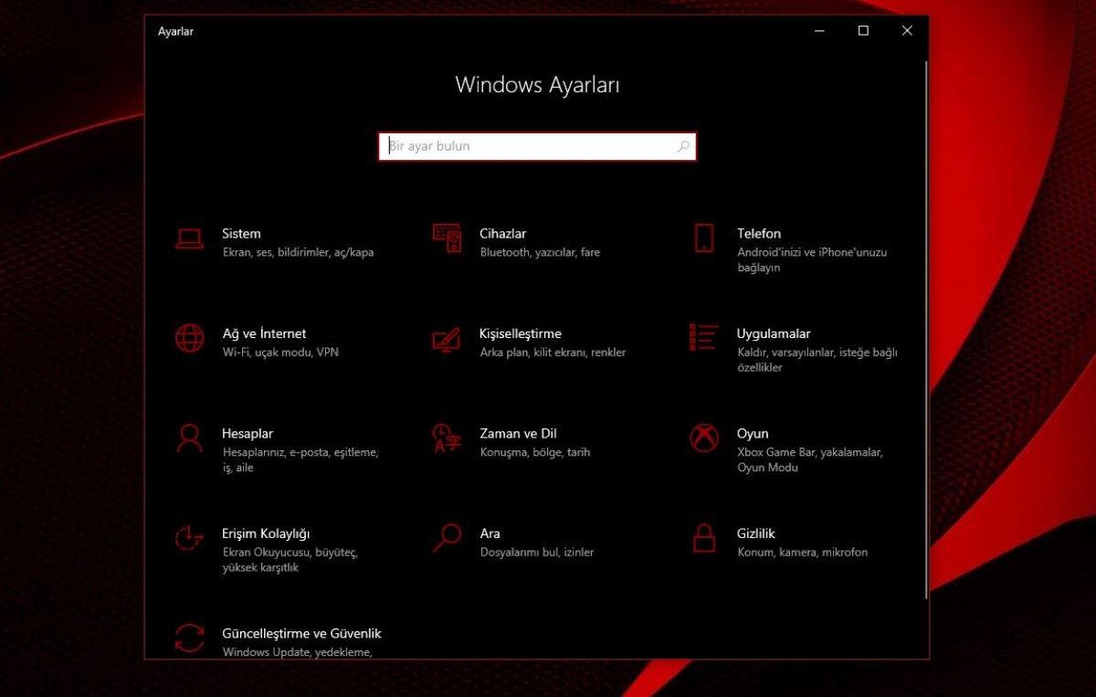 Windows 10 oyun modu nasıl açılır? #1