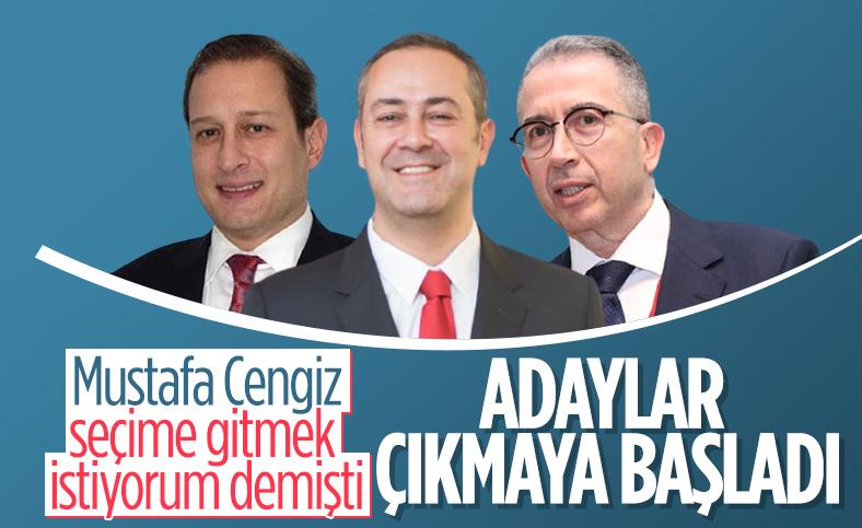 Galatasaray'da başkanlığa aday olacak isimler