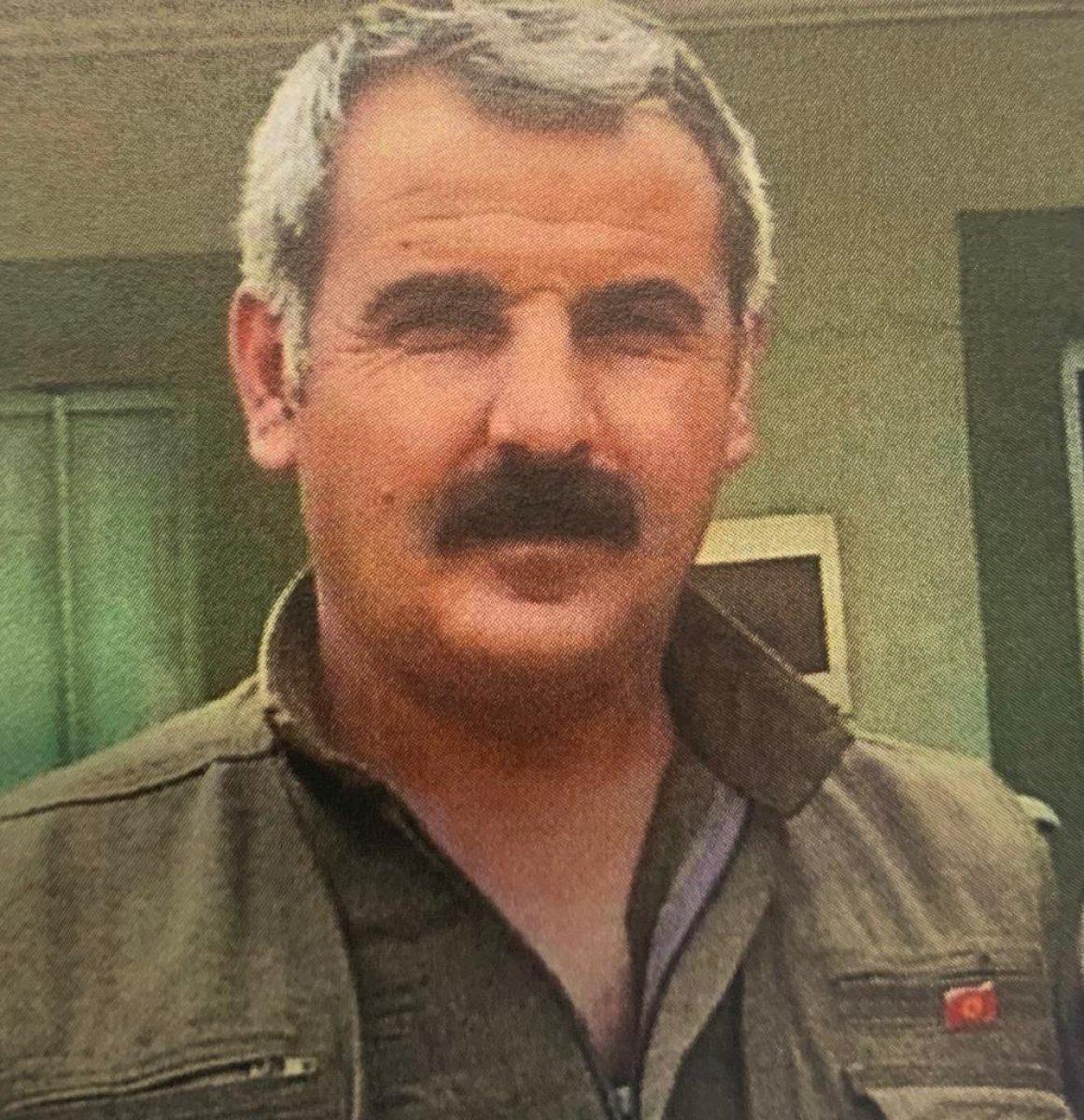 PKK nın üst düzey sorumlularından Fuat Zengin öldürüldü #1