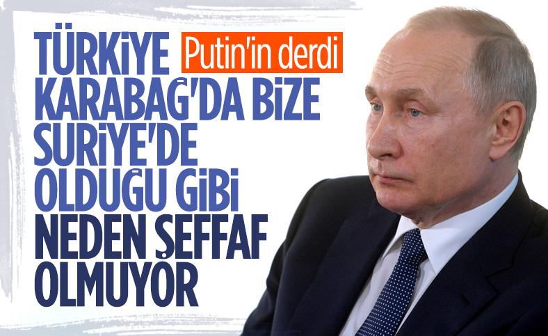 Rusya Dışişleri Bakanı Sergey Lavrov: Türkiye Suriye'deki gibi şeffaf olmalı