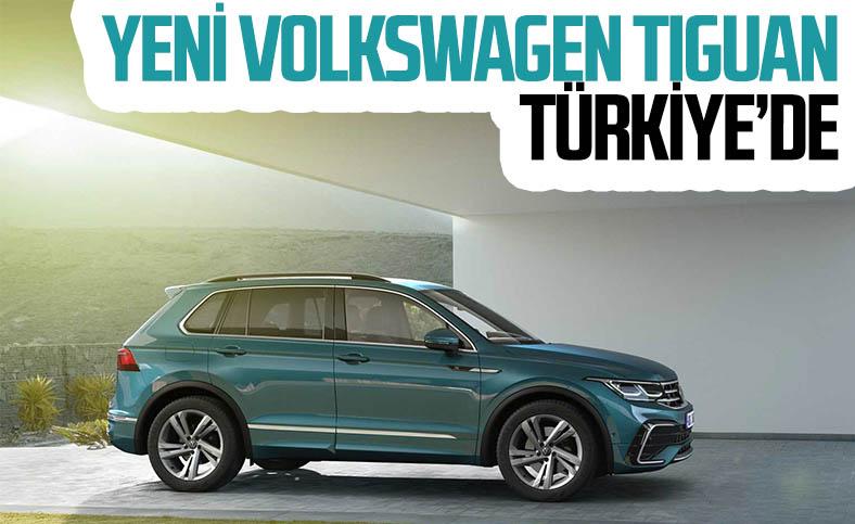 Makyajlı Volkswagen Tiguan Türkiye'de satışa çıktı: İşte fiyatı