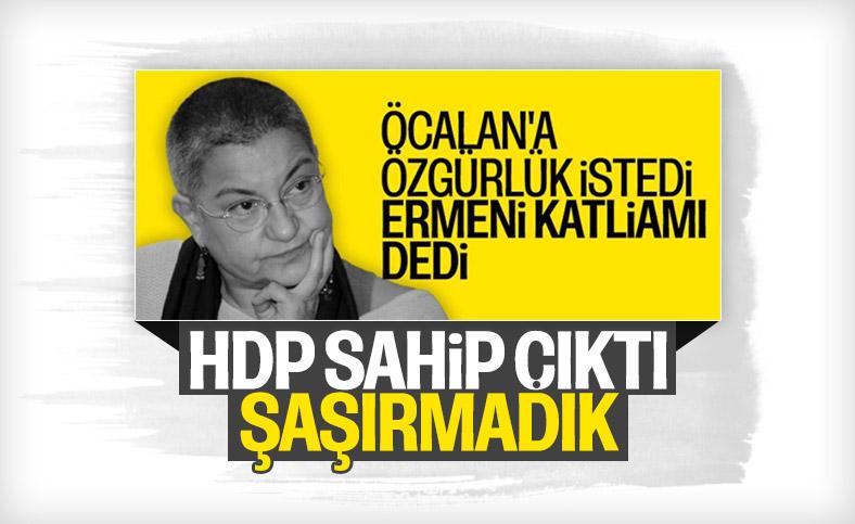 HDP'den Tabipler Birliği'ne destek