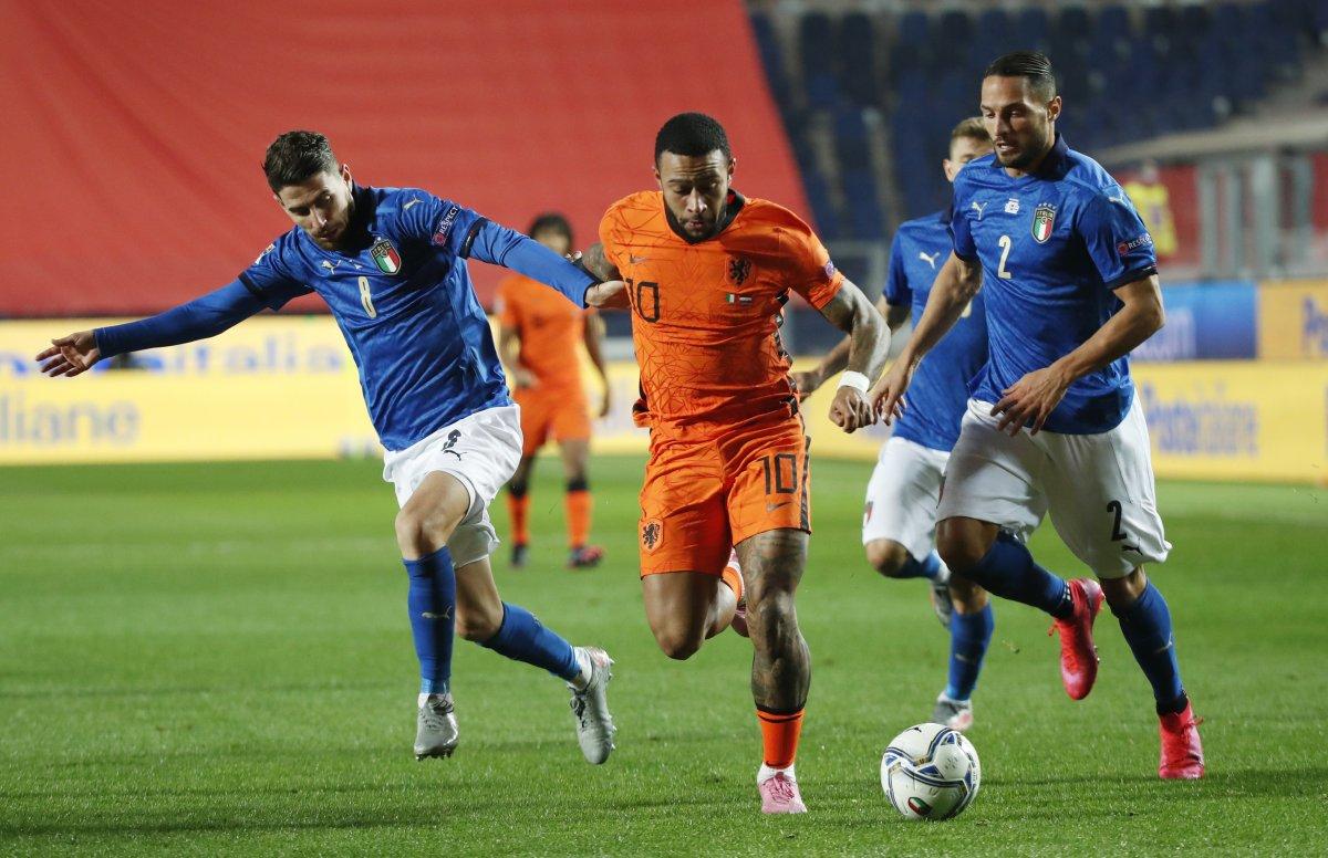 UEFA Uluslar Ligi # 2 gecesi sonuçları