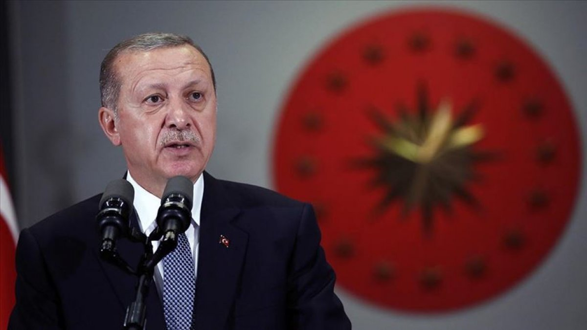 Cumhurbaşkanı Erdoğan Türkiye nin konumunu değerlendirdi #1