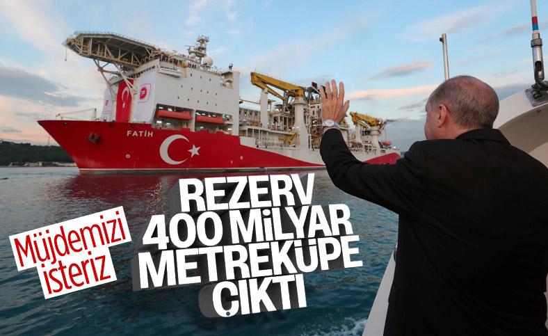 Karadeniz'deki doğalgaz rezervinde yeni miktar belli oldu