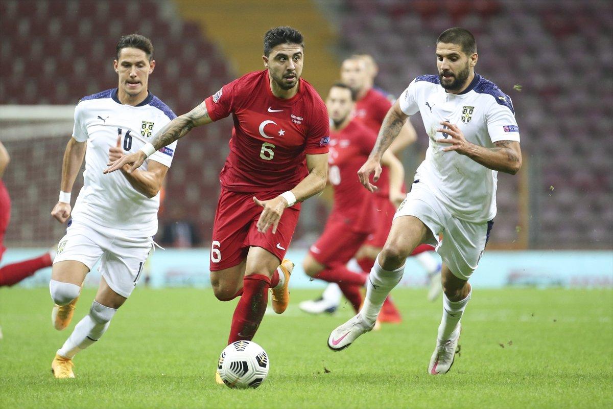 UEFA Uluslar Ligi sonuçları # 1