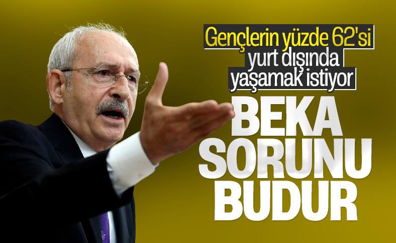 CHP Lideri Kemal Kılıçdaroğlu: Adım adım iktidara diyoruz