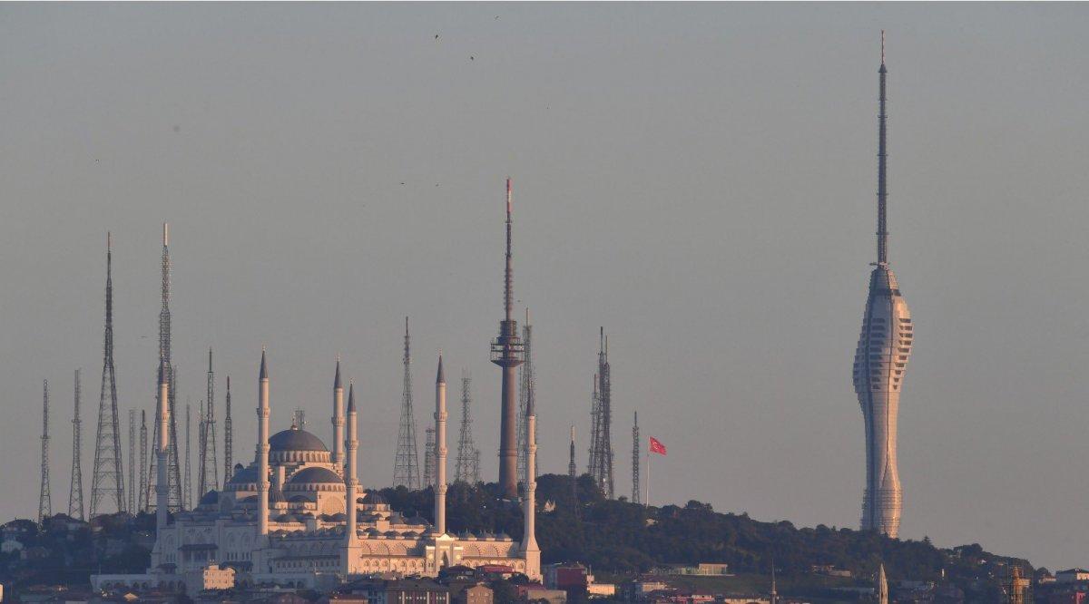 Çamlıca daki son kule de kaldırılıyor #3