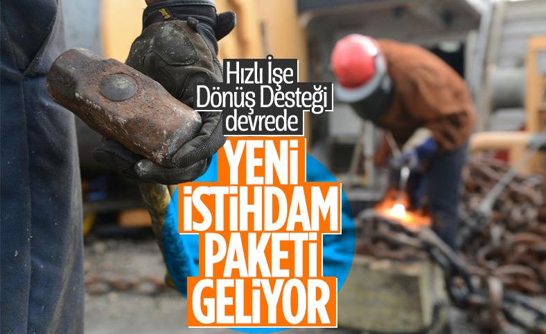 Bakan Zehra Zümrüt Selçuk duyurdu: Yeni istihdam paketi geliyor