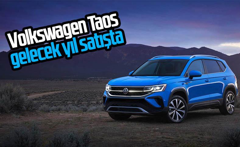Volkswagen ailesinin en yeni üyesi: Taos