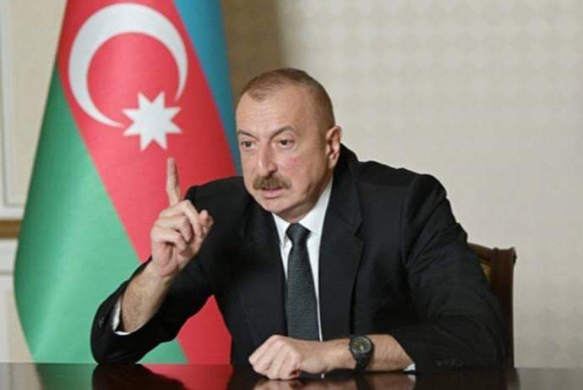 İlham Aliyev: Biz hiçbir zaman sivillere saldırmayacağız #1