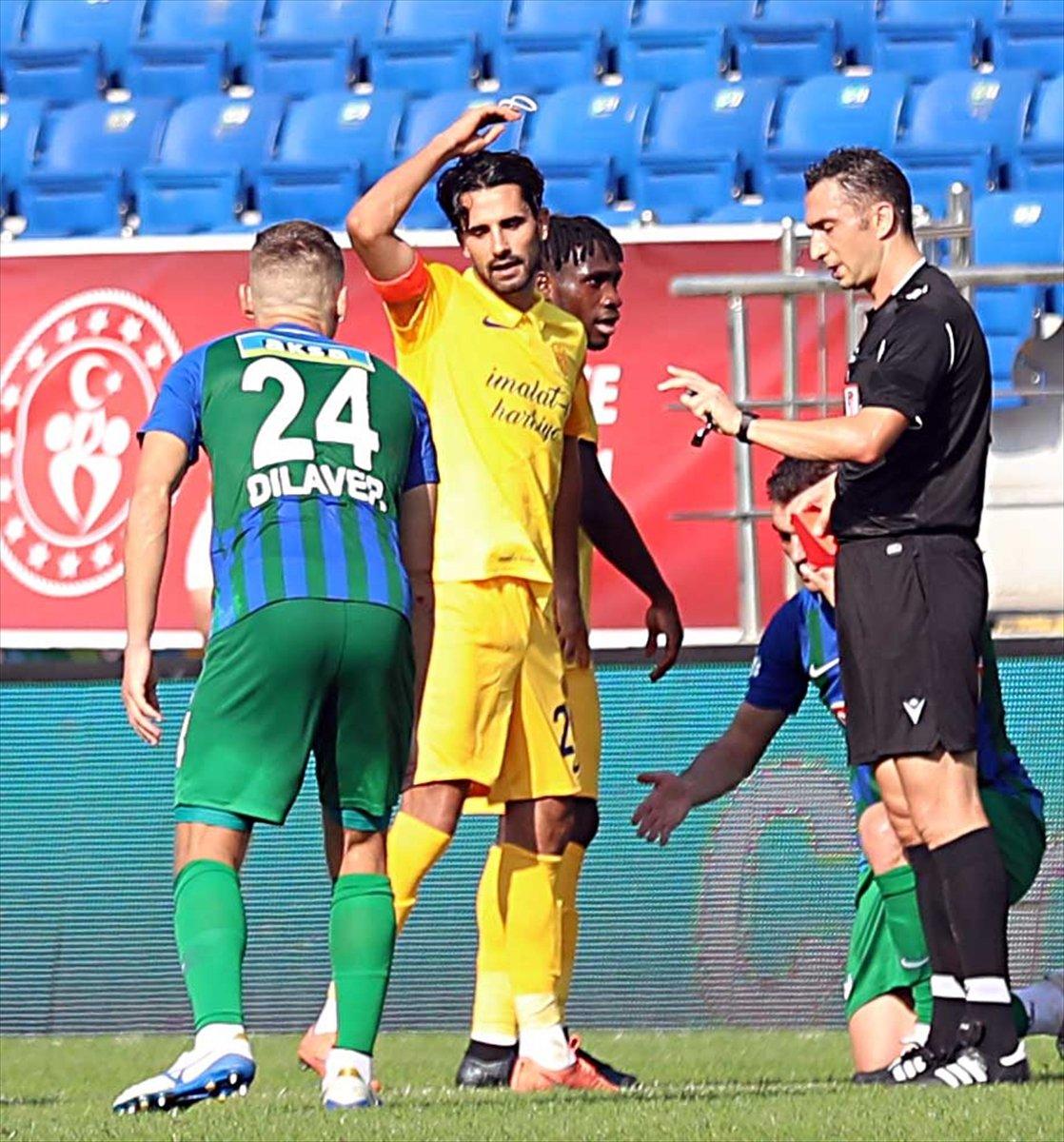 Ç.Rizespor, Ankaragücü ne 5 attı #3