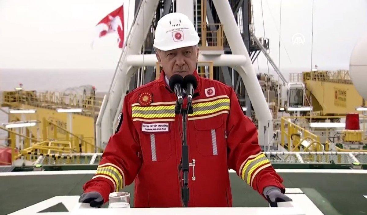 Karadeniz de ek doğalgaz rezervi heyecanı #1
