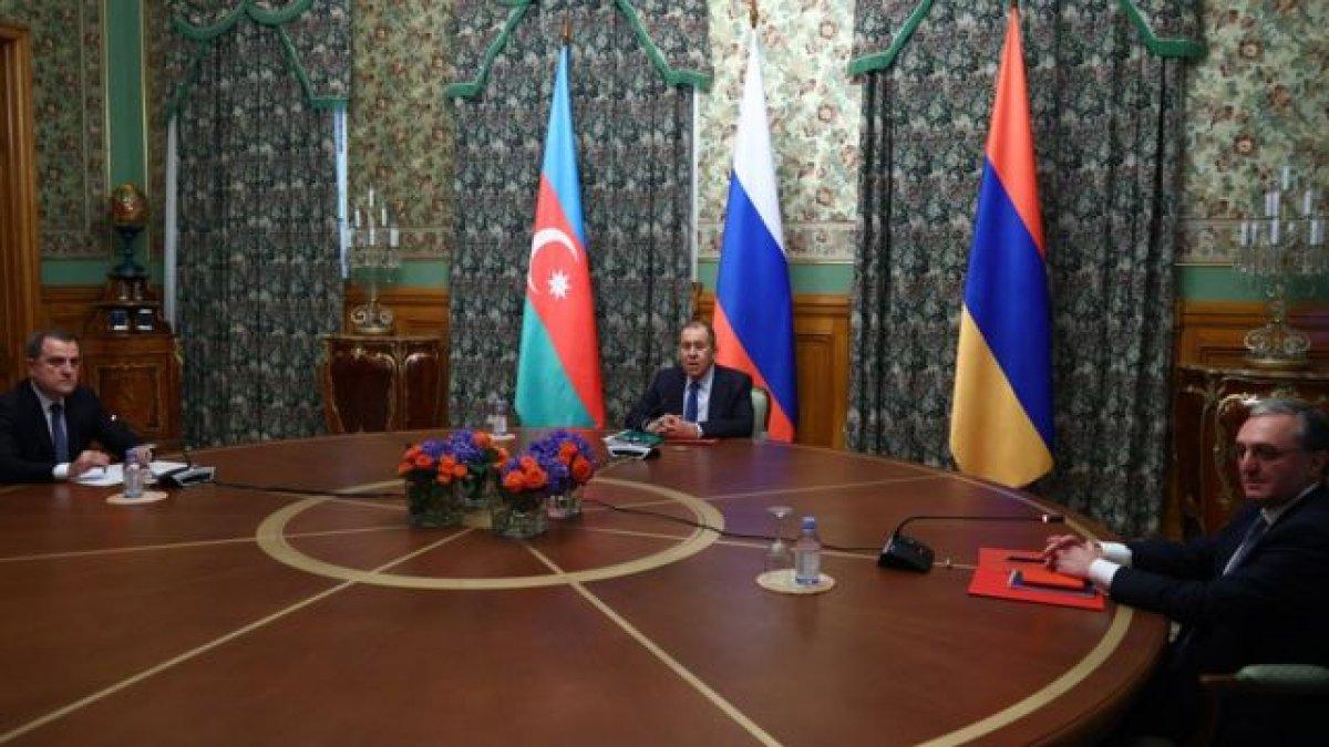 Azerbaycan ve Ermenistan arasında geçici ateşkes kararı alındı #1