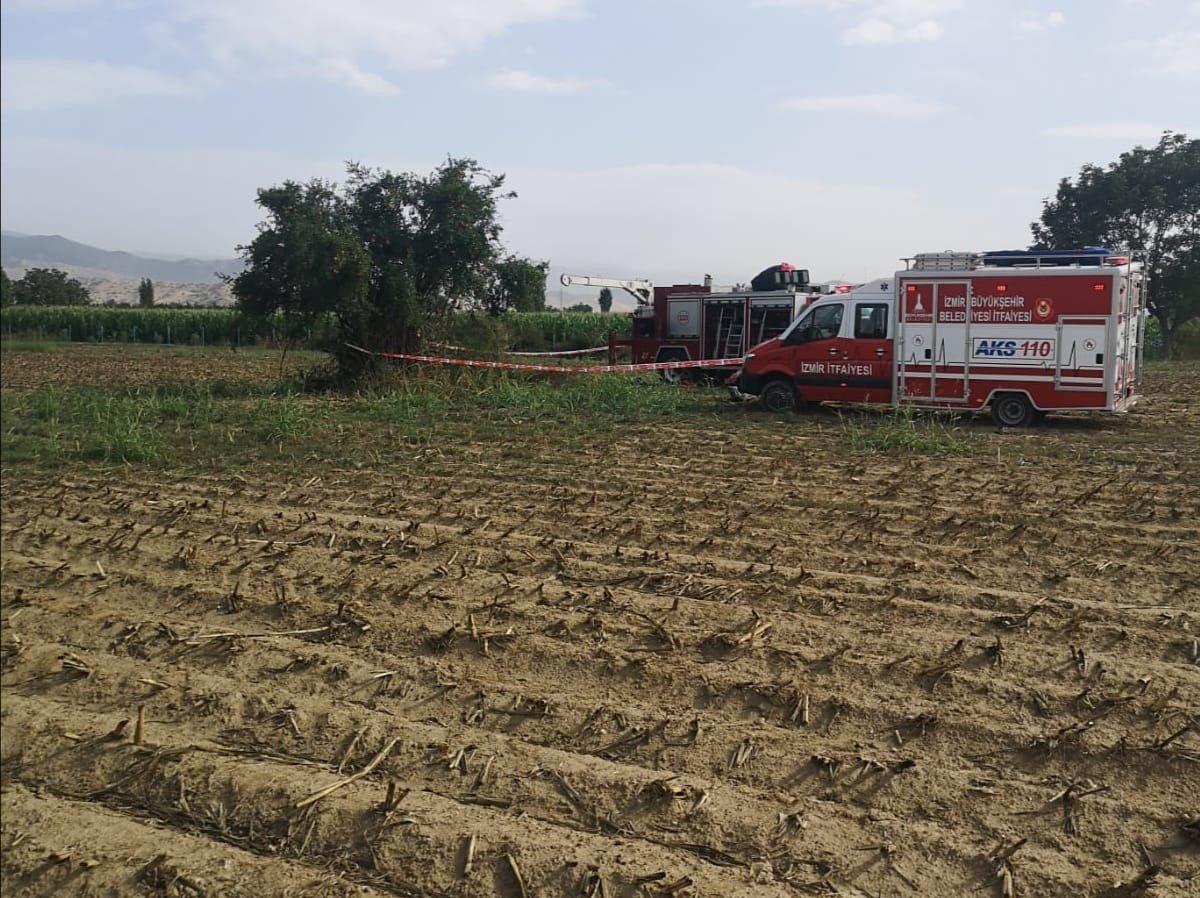 İzmir de kaybolan kişinin cesedine ulaşıldı #1