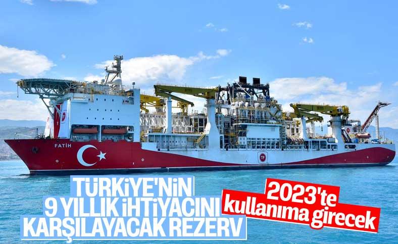 Karadeniz'deki rezerv, Türkiye'ye 9 yıl yetecek