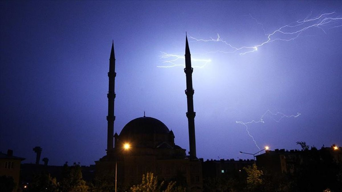 Marmara ve Ege için dolu, sağanak ve fırtına uyarısı #4