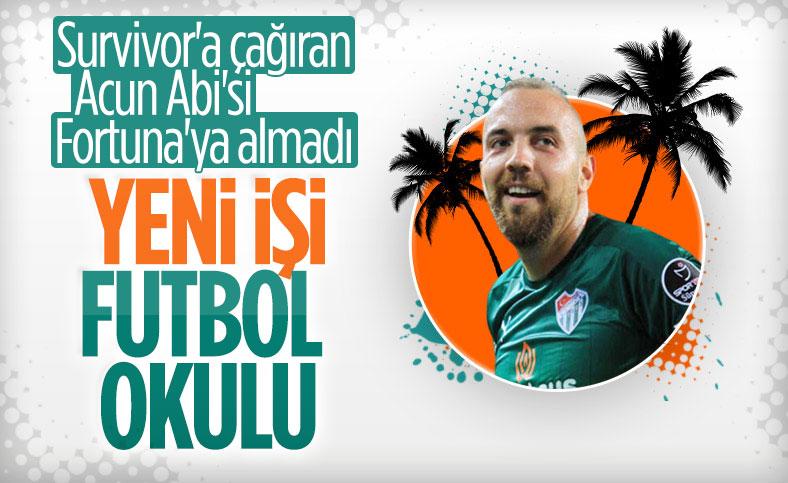 Sercan Yıldırım, futbol akademisi kurdu