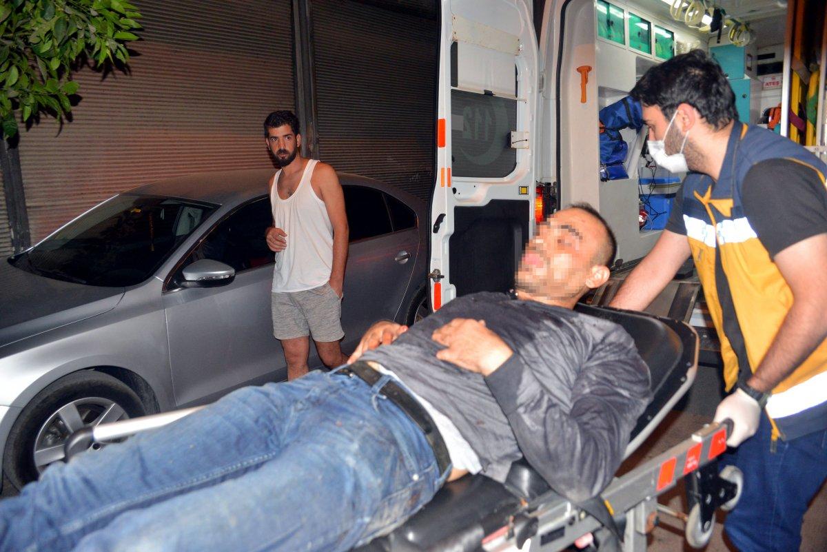 Adana da hırsızı vuran şahıs tutuklandı #1