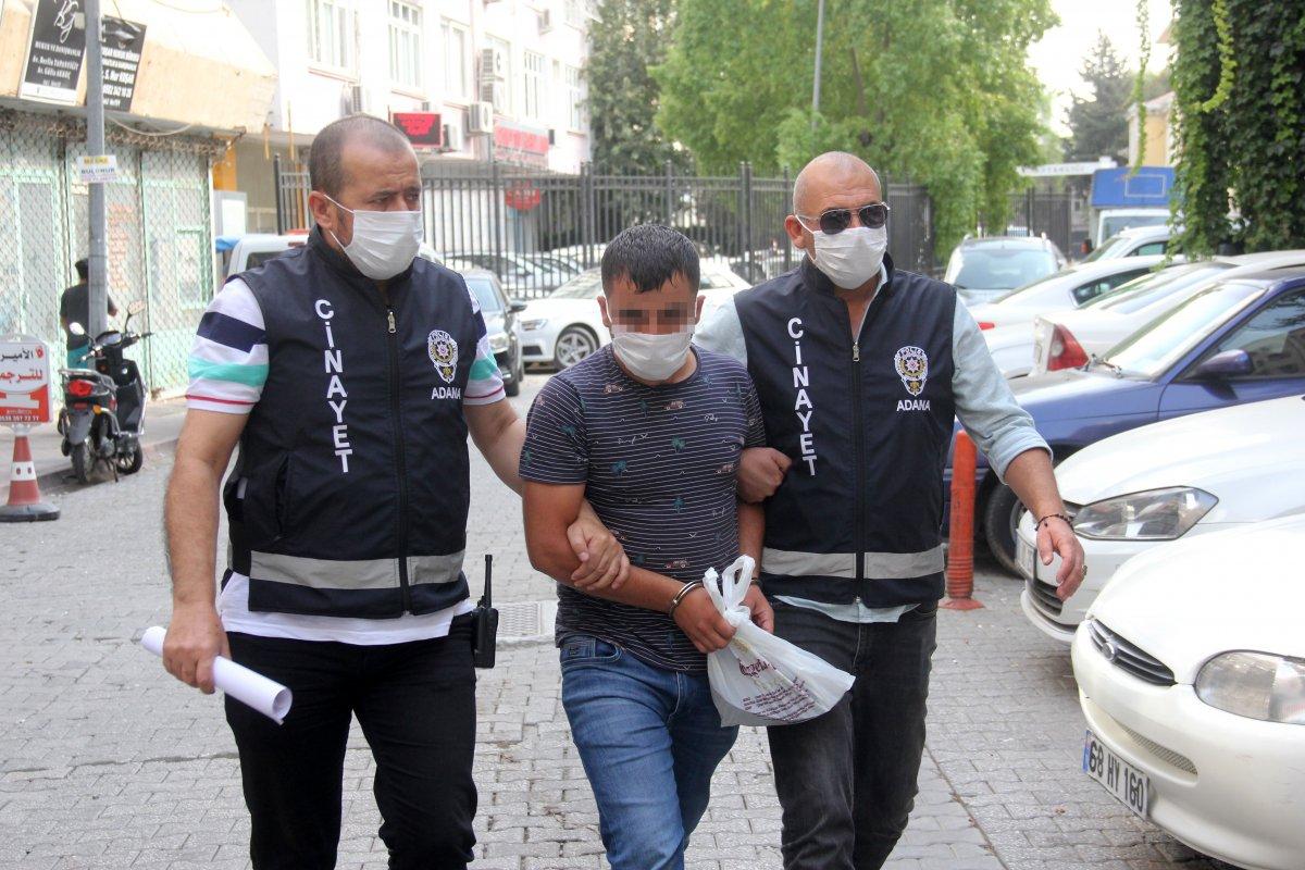 Adana da hırsızı vuran şahıs tutuklandı #2