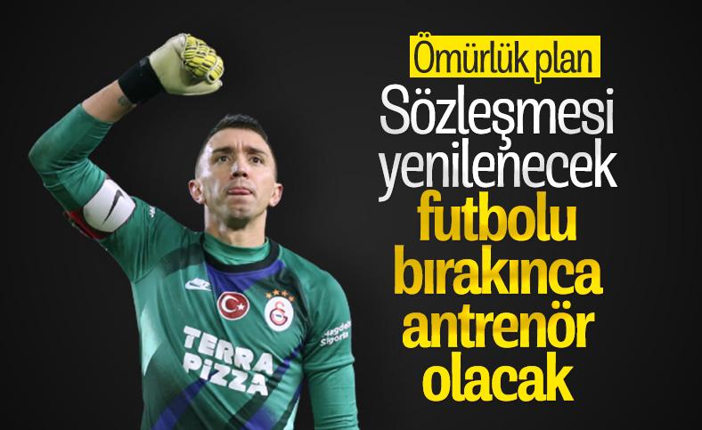Fernando Muslera için yeni sözleşme planı