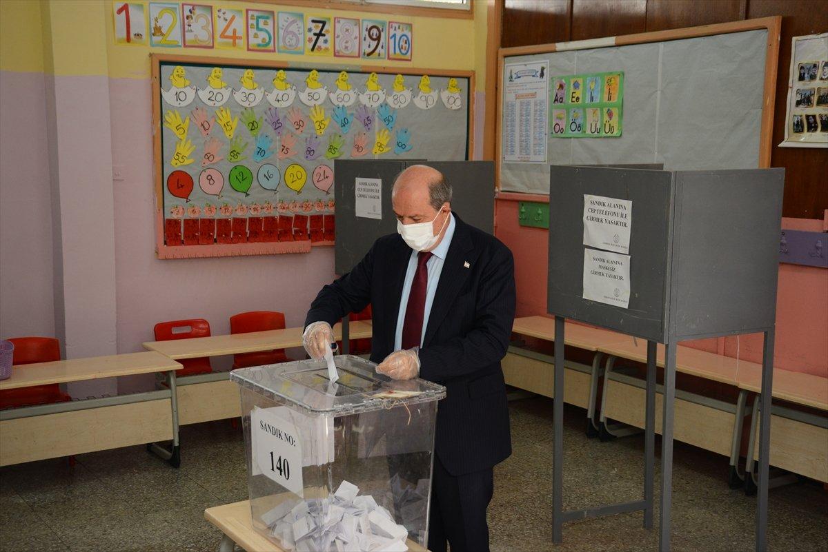 KKTC de cumhurbaşkanlığı seçiminin ikinci tur sonuçları #1