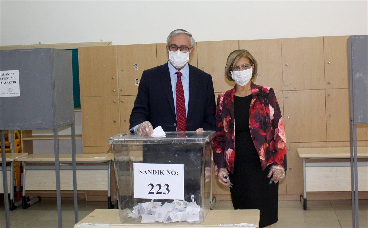 KKTC de cumhurbaşkanlığı seçiminin ikinci tur sonuçları #2