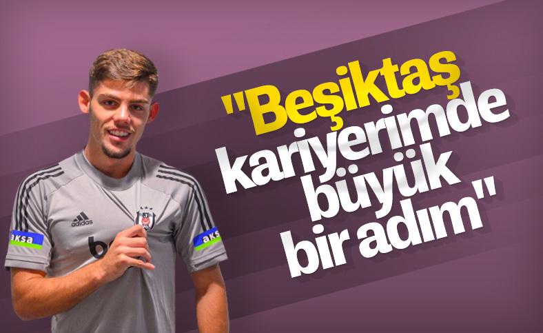 Francisco Montero: Beşiktaş kariyerimde büyük bir adım