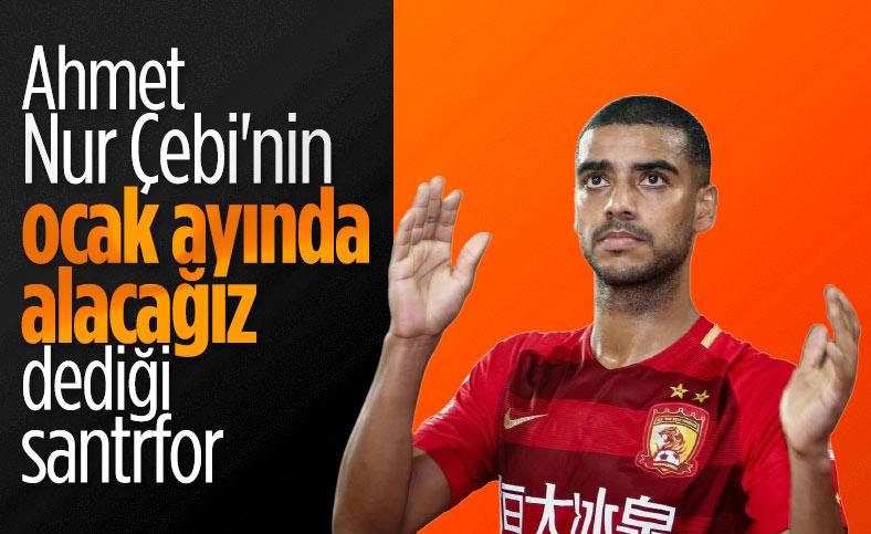 Beşiktaş'tan Alan Carvalho girişimi